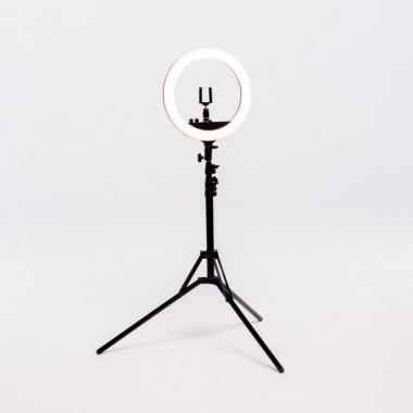 Кольцевые лампы для визажиста