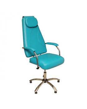 Педикюрное кресло «Милана» (пневматическое) (высота 460 - 590мм)
